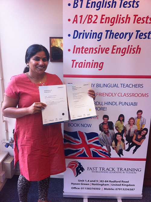 B1 English Test Training – Fast Track Training