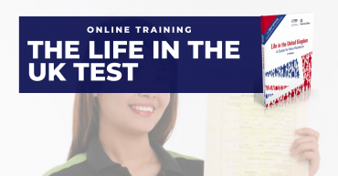 Pass the life in the UK test with online training