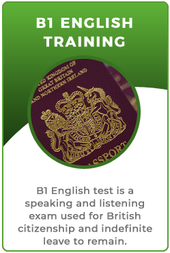 B1 English Test Training