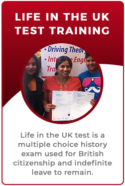 Life in the UK Test Training