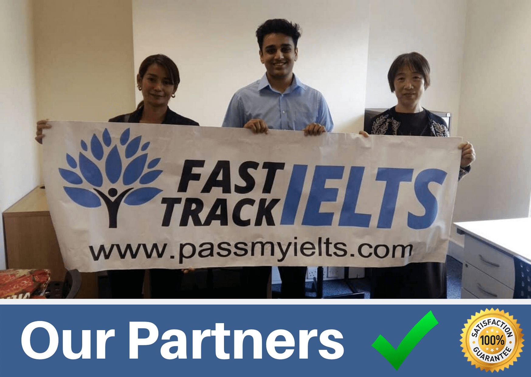 fast track ielts oet is our partner