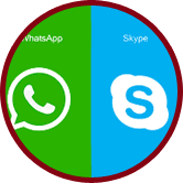 life in the uk test online training skype and whatsapp