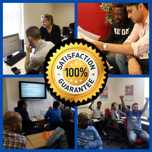 Our Classrooms have unlimited dtraining for the life in the uk test