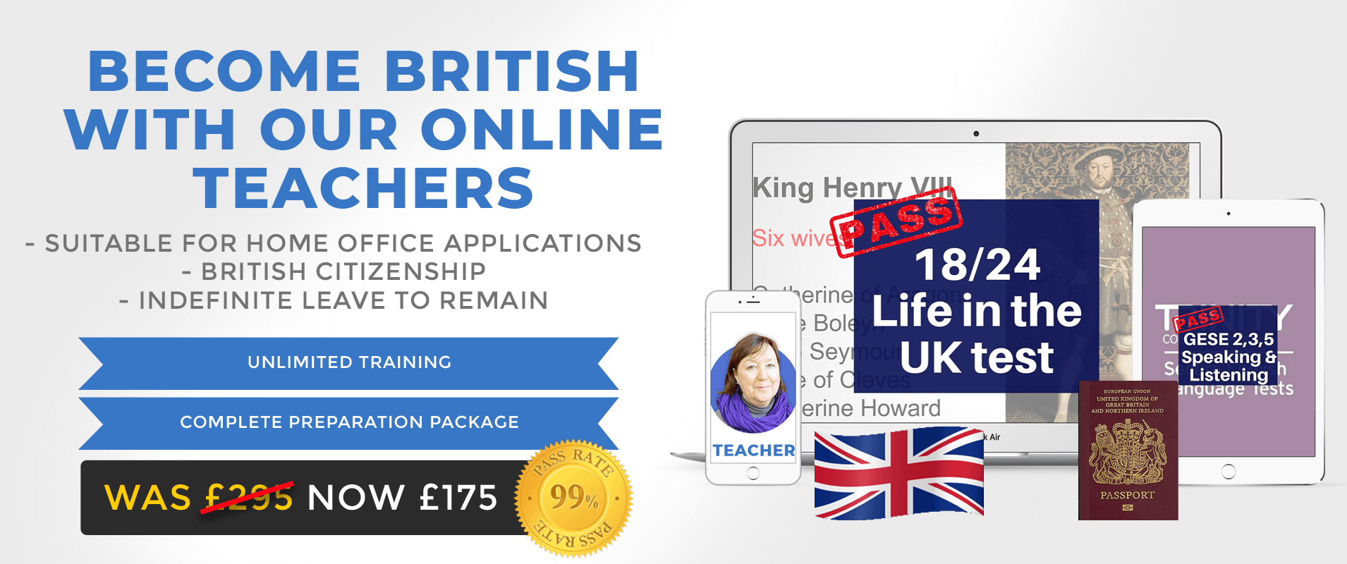 Home office approved online training